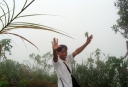 Im at the peak of the world... ehem, Bessang Pala