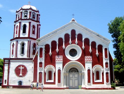 St. Lucy Church of Santa Lucia, Ilocos Sur