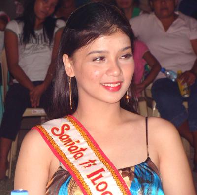 The fairest lady of Ilocandia... okay, Ilocos Sur