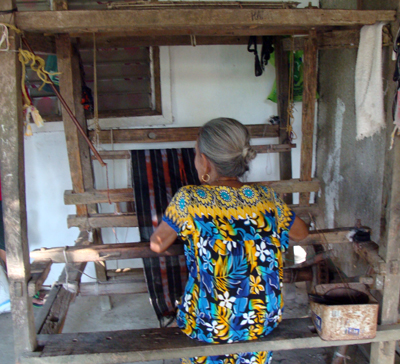 Probably... the last weaver of abel-binaig which so important to the dead of Igorot