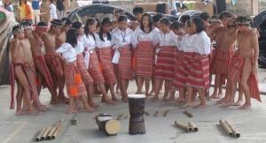 tribal children