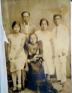 Tang Graciano is far left