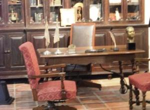 The presidential table of the late President Elpidio Quirino